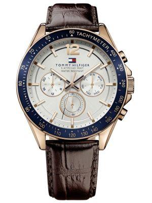 Mens Tommy Hilfiger Luke quartz designer 1791118 Watch