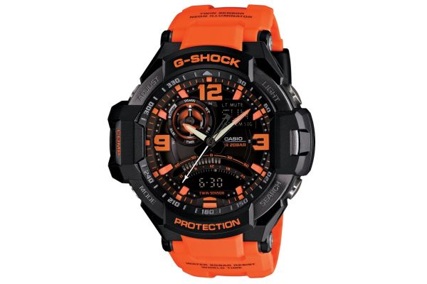 Mens Casio G Shock Watch GA-1000-4AER