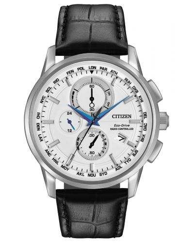 Mens Citizen World Time A-T radio controlled AT8110-02A Watch