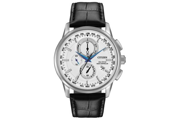 Mens Citizen World Time A-T Watch AT8110-02A