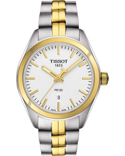 Womens Tissot PR100 stainless steel T101.210.22.031.00 Watch