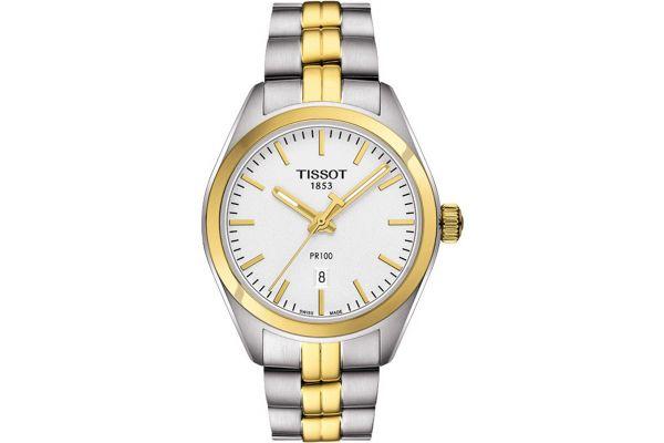 Womens Tissot PR100 Watch T101.210.22.031.00
