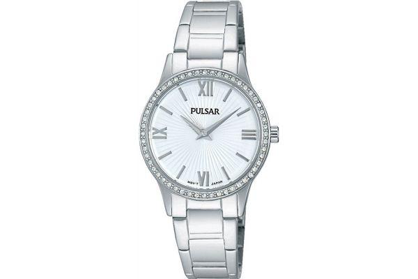 Womens Pulsar  Dress Wear Watch PM2171X1