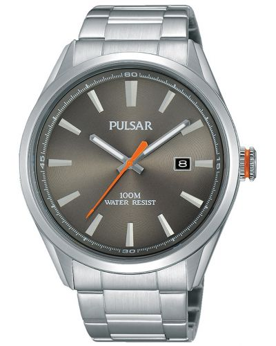 Mens Pulsar  Sports stainless steel PS9381X1 Watch