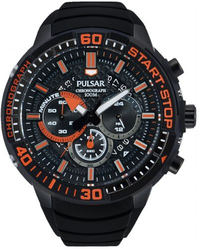Mens Pulsar  Sports rubber strap PT3555X1 Watch