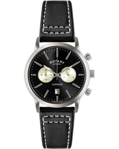 Mens Rotary Avenger stainless steel GS02730/04 Watch