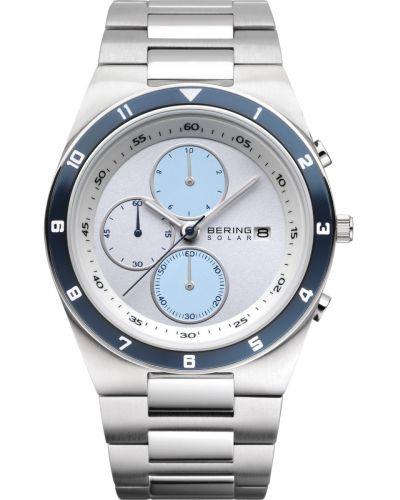 Mens Bering Solar sapphire 34440-707 Watch
