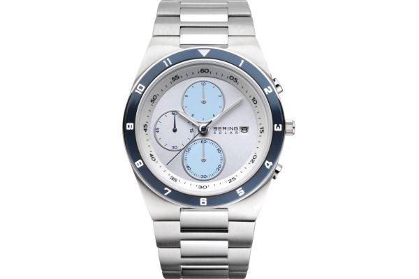 Mens Bering Solar Watch 34440-707
