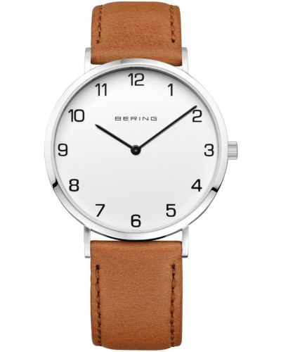 Mens Bering Classic Plain calfskin strap 13940-504 Watch