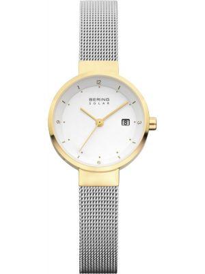 Womens Bering Solar stainless steel 14426-010 Watch