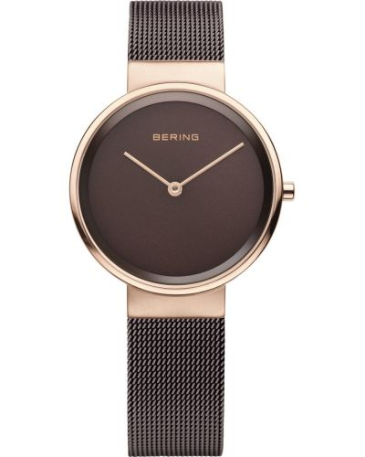 Womens Bering Classic quartz stainless steel 14531-262 Watch