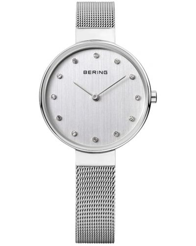 Womens Bering Classic Slim milanese strap 12034-000 Watch