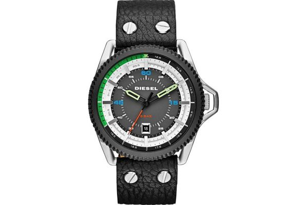 Mens Diesel Roll Cage Watch DZ1717