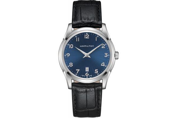 Mens Hamilton American Classic Jazzmaster Watch h38511743