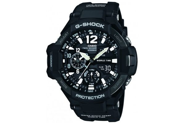 Mens Casio G Shock Watch GA-1100-1AER
