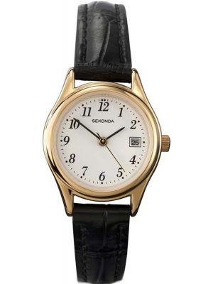 Womens Sekonda thin classic gold plated 4082.00 Watch