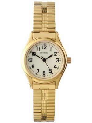 Womens Sekonda gold plated expander 4244.00 Watch