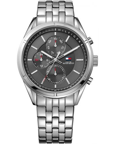 Mens Tommy Hilfiger Charlie stainless steel large 1791130 Watch