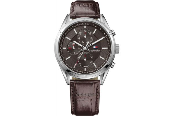 Mens Tommy Hilfiger Charlie Watch 1791126