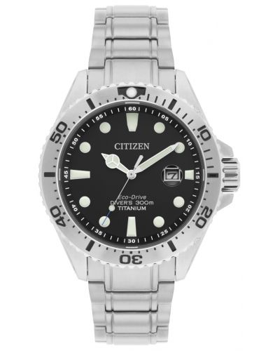 Mens Citizen Royal Marine Commando limited edition BN0140-56F Watch