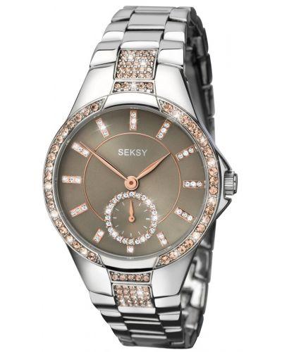 Womens Seksy Eternal crystal set designer 2182.37 Watch