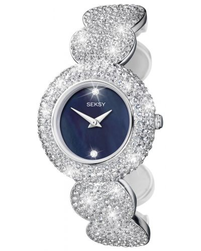 Womens Seksy Elegance swarovski crystal set dress 2190.37 Watch