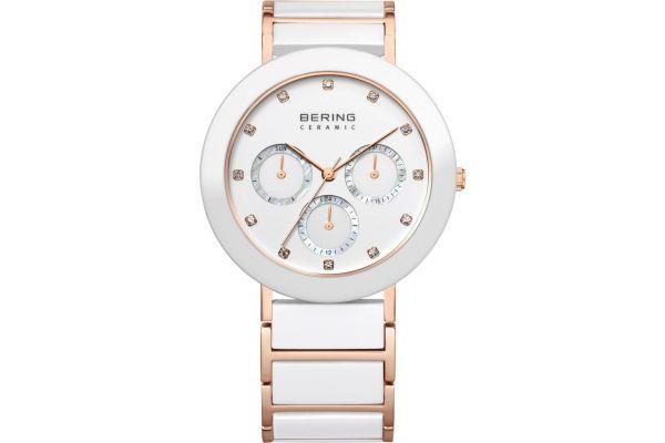 Womens Bering Ceramic Watch 11438-766