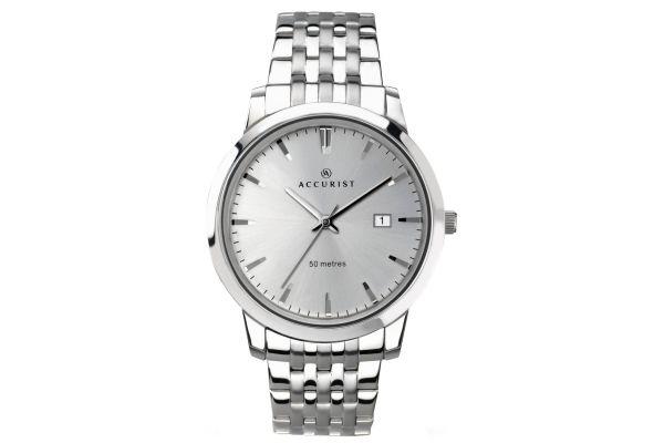 Mens Accurist Classic Watch 7017.00