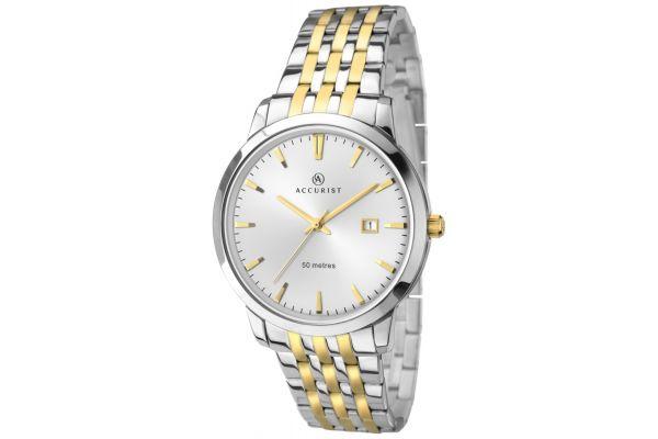 Mens Accurist Classic Watch 7018.00