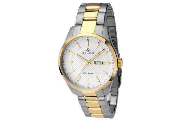 Mens Accurist Classic Watch 7057.00