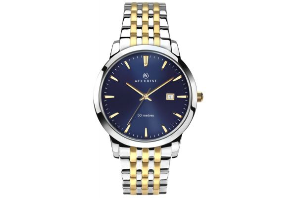 Mens Accurist Classic Watch 7072.00