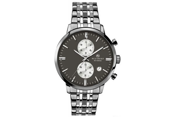 Mens Accurist Chronograph Watch 7082.00