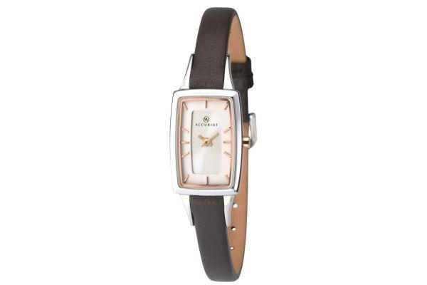Womens Accurist Classic Watch 8075.00