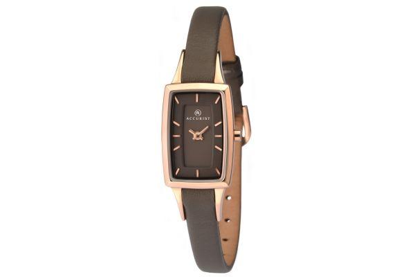 Womens Accurist Classic Watch 8076.00