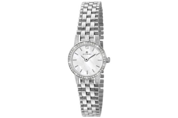 Womens Accurist Classic Watch 8077.00