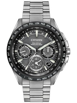 Mens Citizen Satellite Wave F900 titanium  CC9015-71E Watch