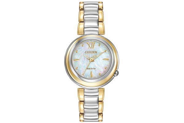 Womens Citizen L-Series Watch EM0337-56D