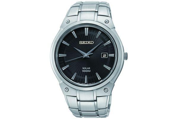 Mens Seiko Solar Watch SNE341P1