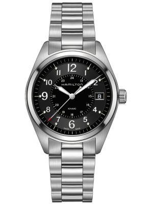 Mens Hamilton Khaki Field stainless steel H68551933 Watch