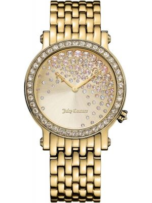 Womens Juicy Couture Luxe gold plated 1901280 Watch