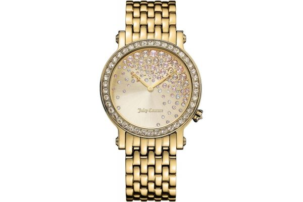 Womens Juicy Couture Luxe Watch 1901280