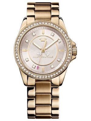 Juicy Couture Stella rose gold plated 1901077 Watch