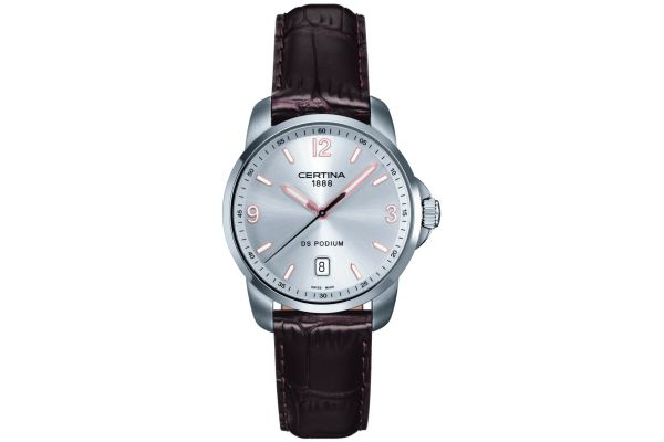 Mens Certina DS Podium Watch C0014101603701
