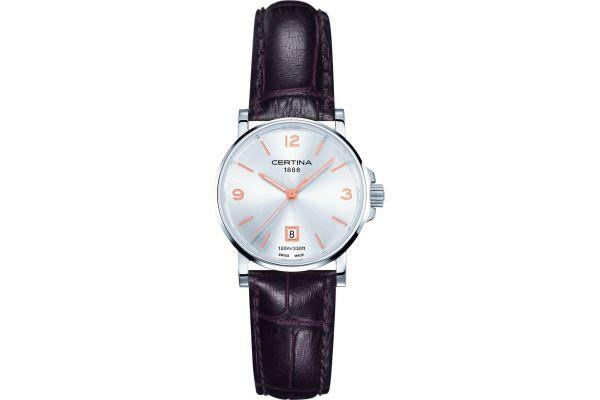Womens Certina DS Caimano Watch C0172101603701