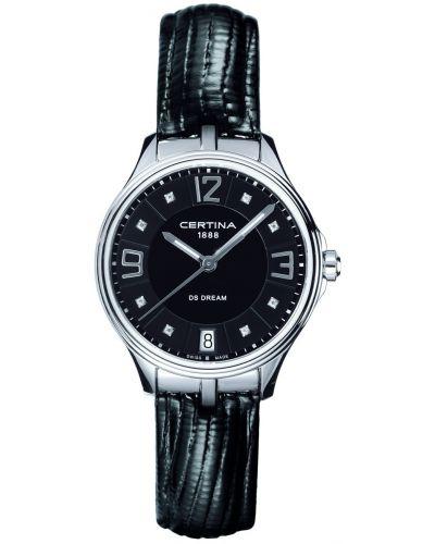 Womens Certina DS Dream diamond set classic C0212101605600 Watch