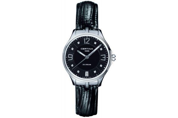 Womens Certina DS Dream Watch C0212101605600