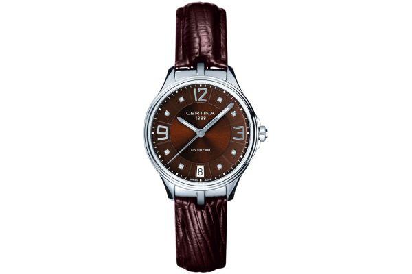 Womens Certina DS Dream Watch C0212101629600