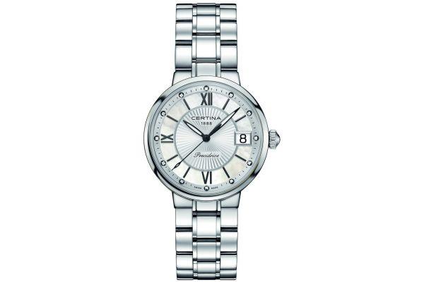 Womens Certina DS Stella Watch C0312101111600