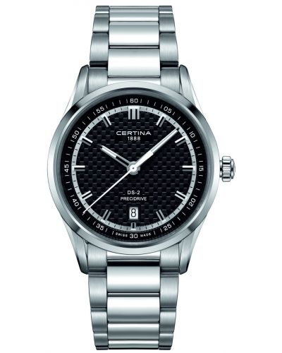 Mens Certina DS-2 stainless steel C0244101105100 Watch