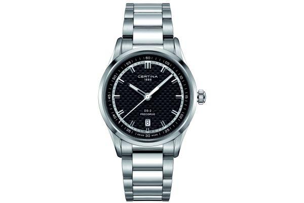 Mens Certina DS-2 Watch C0244101105100